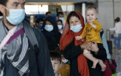 Afghan Refugees Arrive in New Mexico