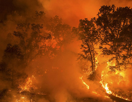 Fire has become a fearsome and recurring threat throughout the Western states.