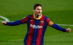 Messi leaves Barcelona for PSG