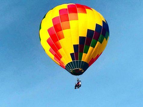 Balloon Fiesta Flies High